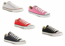Converse Unisex Mens Womens Low Top Trainers Shoes - All Colours and Sizes!
