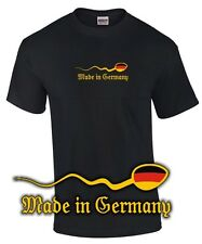 * Made in Germany * Deutschland FUN T-Shirt Fanshirt Trikot Fussball WM