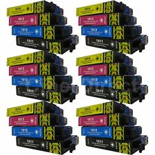 24 Generic Replacements for Epson 18XL Printer Ink Cartridges. UK VAT Invoice.
