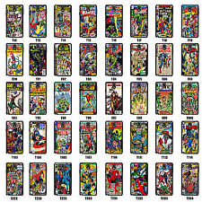 Marvel Superhero Comic Book Phone Case Cover for Samsung Galaxy Note 3 & S2