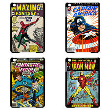 Marvel Superhero Comic Book Phone Case Cover for Apple iPad Mini & Air