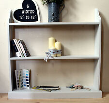 bookcase shabby chic pine ideal for bedroom, children's room or bathroom