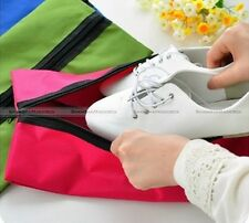 Waterproof Shoes Bag Nylon Travel Storage Shoe Tote Dust Bag Case Outdoor