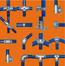 Tube Clamps - Pipe Fittings - Suit Handrail, Scaffold - Like Kee Klamp