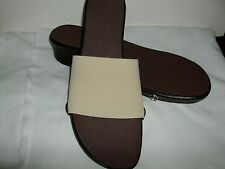 "Onesole Interchangeable Shoes - Cafe Leisure w/1 1/2"" heel CLOSE OUT Only $39.00"
