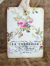 Hang Tags  FRENCH PARIS PINK ROSE TAGS or MAGNET #187  Gift Tags