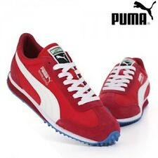 Puma Whirlwind Classic Red Trainers Size 7-11