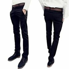men's skinny pencil Casual pants male slim jeans trousers male Leisure clothing