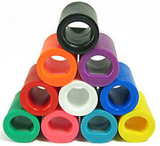 Tenth Frame Bowling Ball Finger Inserts - Check Out Sizes/Colors - Quantity 100