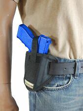New Barsony 6 Position Ambi Pancake Holster for Smith&Wesson Full Size 9mm 40 45