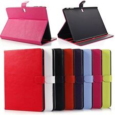 Magnet Leather Stand Smart Case Cover For Samsung Galaxy Tab Note Pro P900 P600