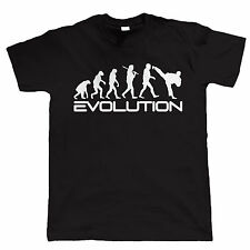 Evolution of Martial Arts Mens T Shirt - Taekwondo Karate Kung Fu
