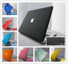 """2in1 8 Color Rubberized Hard Case For Macbook PRO 13""""/13.3inch A1278"""