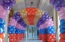 100 PCS Birthday Wedding Party Decor Latex Balloons U pick Color 10inch