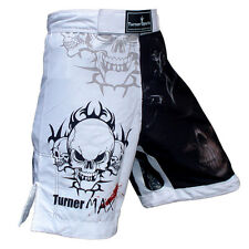 TurnerMAX MMA Shorts Boxing UFC Fight Grappling Cage Trunks Martial Arts MMA New