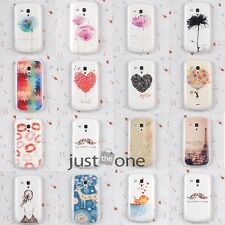 New Fashion Print Pattern Hard Case Cover Back for Samsung Galaxy S3 Mini i8190
