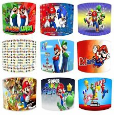 Super Mario Brothers Children`s Table Lamp shades Or Ceiling Light shades Lights