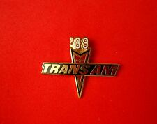 1990 OR 1991 OR 1992 TRANS AM HAT LAPEL PIN TIE TAC TACK