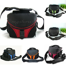 Camera Bag Case DSLR Camera / Camcorder For Nikon Sony Canon Pentax Fuji