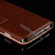 Luxury Flip Leather Wallet Case Cover Stand For Samsung Galaxy Note 3 III N9000