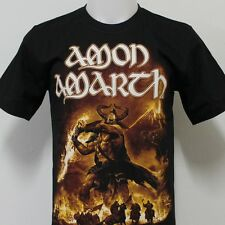 AMON AMARTH Surtur Rising T-Shirt 100% Cotton New Size S M L XL 2XL 3XL