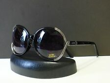 DG Womens Vintage Oversized Designer Sunglasses Fashion shades W Microfiber Bag