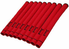 """Touch"" Traction Grips in Red With Black Cap  ""NEW"""