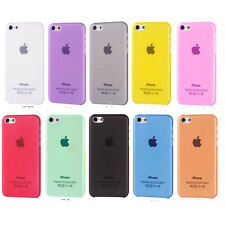 1xNew 0.3mm Ultra Thin Matte hard case Back cover for iphone 5C