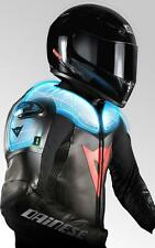 Dainese Suit D-air Racing Airbag Protection Professional Black Fluo