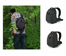 Travel DSLR Camera Bag D2310 For Nikon Canon Sony Fuji Casio Samsung Olympus