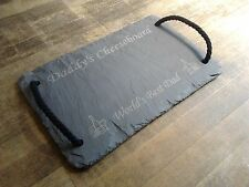 Personalised Engraved Slate Cheeseboard Perfect Fathers Day Present / Gift