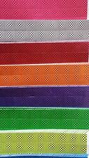 CHECKS- 500 CONSECTIVELY NUMBERED TYVEK WRISTBANDS 3/4 INCH
