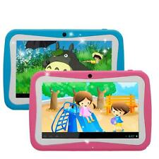 "Multi-Color 7"" Tablet PC A13 Android 4.0 4GB Dual Cameras Wifi for Kids Children"