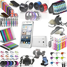 Funky Accessories Cases & Gadgets for Huawei Ascend Y300