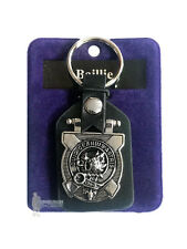 CLAN CREST KEYRING  - GREAT RANGE OF SCOTTISH CLANS - NAMES A TO D