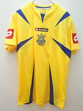 BNWT UKRAINE HOME WORLD CUP KIT FOOTBALL SOCCER JERSEY TRIKOT 2006