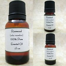 Rosewood Pure Essential Oil  Buy any 3 oil in the same size get 1 free