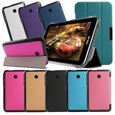 """Snow Pattern PU Leather Stand Case Cover for ASUS MeMO Pad HD 7"""" ME175 ME175KG"""