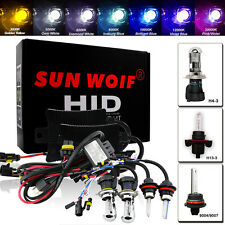 HID Slim Kit Bi-xenon H4 9004 9007 H13 Conversion Headlight High & Low Dual Beam
