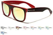 Mens Womens Biohazard Sunglasses Designer Glasses Mirror Lens Multi Color Shades