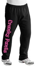 Cranky Pants Sweats Hot Pink Moody Emotional Girl Comfort Lady Cold Gift Funny
