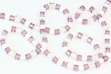 SWAROVSKI 5601 Cube Beads - Many Colors & Sizes