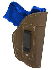 NEW Barsony Olive Drab Leather IWB Gun Holster for Colt Kimber Compact 9mm 40 45