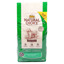 Nutro Natural Choice Limited Ingredient Diet Lamb and Whole Brown Rice Adult For