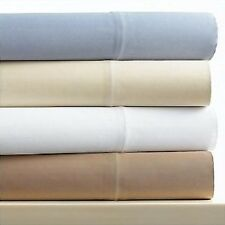 PERCALE  200 THREAD COUNT ( 16'' ) EXTRA DEEP BOX FITTED SHEET