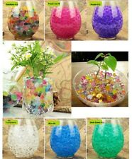 FD786 Plant Mud Flower Jelly Soil Mud Water Pearls Gel Beads Balls ~100-120pcs~