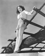 SUSANNA FOSTER LEGGY PIN UP PHOTO OR POSTER