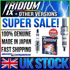 NEW ON SALE NGK IRIDIUM IX + PLATINUM + LPG SPARK PLUGS FAST SHIPPING WORLDWIDE