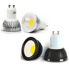 10X Rotundity CREE COB GU10 6W  LED Light Bulb Downlight lamps Dimmable or not