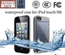 New WATERPROOF Shockproof Dirt Snow Proof PC Case For Apple iPod Touch 5 Gen5